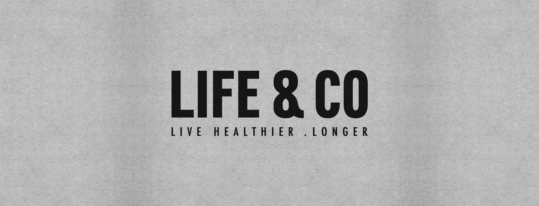 "LOGO DESIGN AND BRANDING FOR ""LIFE&CO"" Life&Co is an on- and offline lifestyle platform, focusing and offering new ways to age healthy by simple, and easy-to-follow habit programs (food, body, soul).  Paying great importance to instant wellbeing and joy as part of being an investment in healthy ageing."