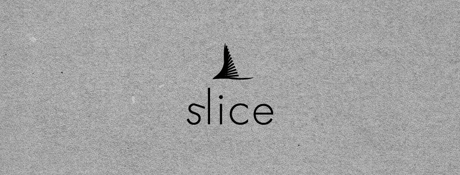 NEW LOGO DESIGN for 'Slice', a social media & pr agency.