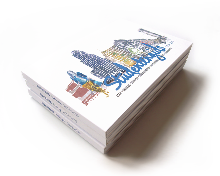 <strong>Student guide, Antwerp 2014-2015</strong>  <em>